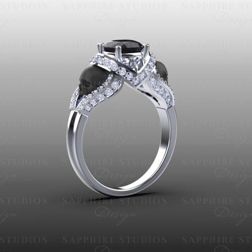 amora-white-gold-womens-skull-engagement-ring