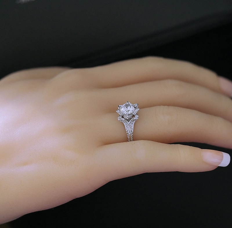 Design My Own Engagement Ring Uk