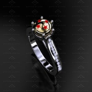 dragon-ball-z-diamond-white-yellow-gold-engagement-ring