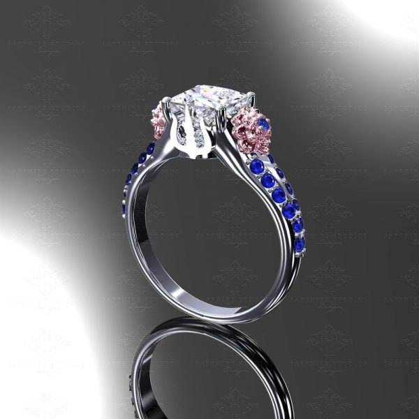 eternal-1-65ct-princess-cut-white-gold-inspired-final-fantasy-engagement-ring (3)