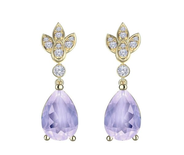 isla-natural-lavender-quartz-and-diamond-yellow-gold-drop-earrings