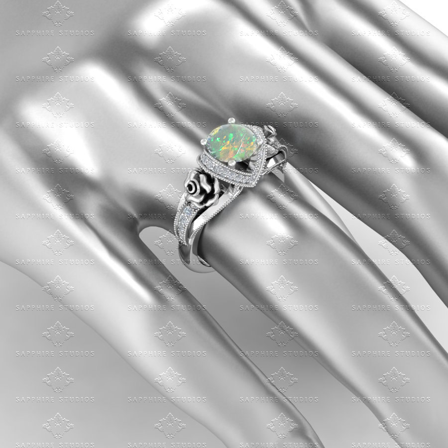 dp engagement sterling opal sizes womans jewelry silver ring eternity garnet natural amazon available rings com to