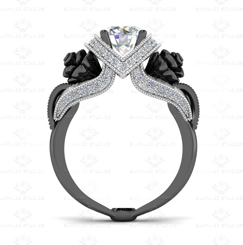 black eternity large products pave treated blue rings ring engagement gold bliss diamond