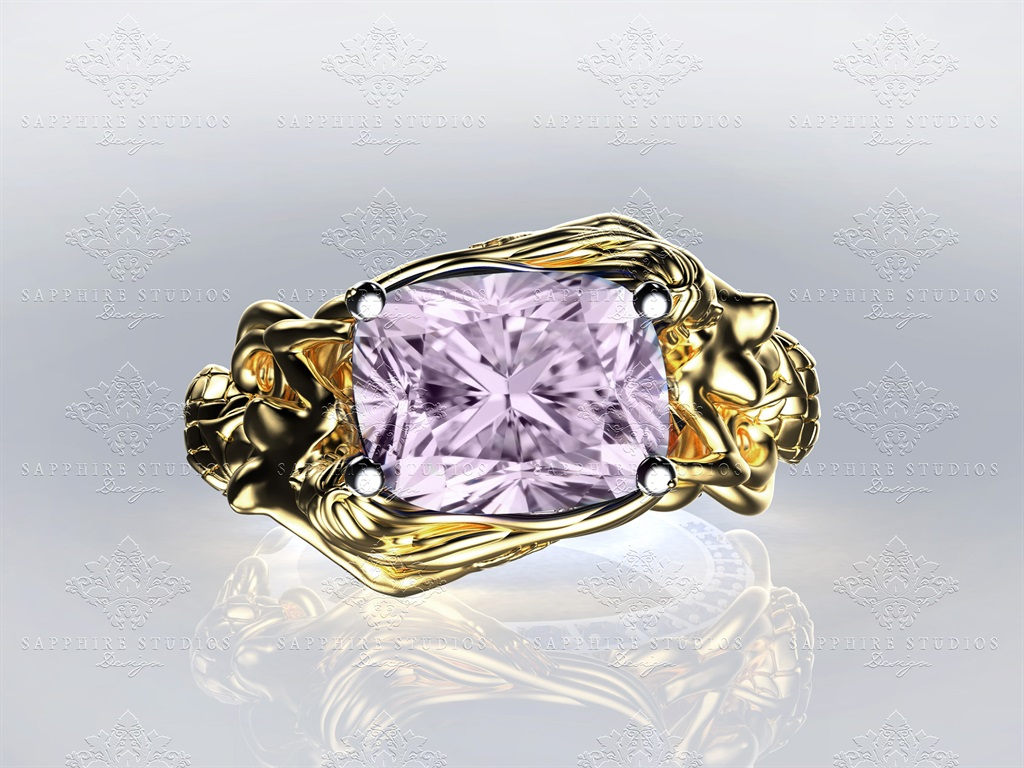 custom engagement gold gallery white diamond jewelry ring rings jewelers design arden mermaid