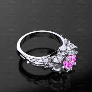 sailor-moon-1-25ct-pink-sapphire-white-gold-sailor-moon-ring-2